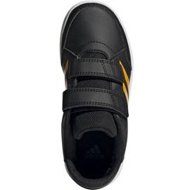 Adidas Buty AltaSport Cf K Jr G27087 czarne 2