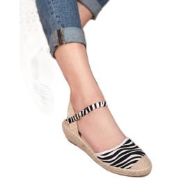 Best Shoes Espadryle Na Koturnie 1