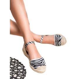 Best Shoes Espadryle Na Koturnie 3