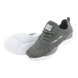 Buty Sportowe DK Grey SC235 szare 4