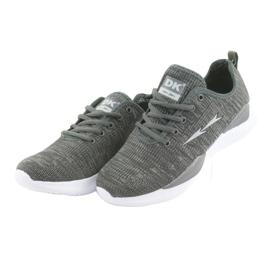 Buty Sportowe DK Grey SC235 szare 3