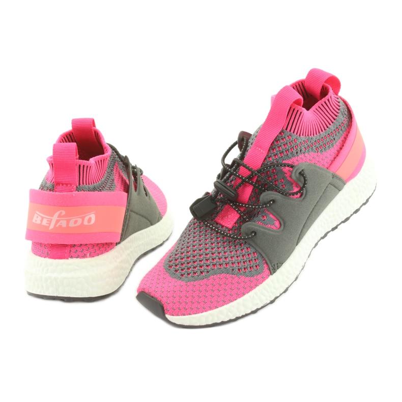 Befado obuwie dziecięce 516X030 zdjęcie 4