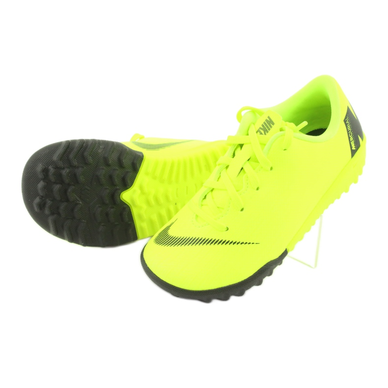 Buty piłkarskie Nike Mercurial VaporX 12 Academy Tf Jr AH7353-701 zdjęcie 5