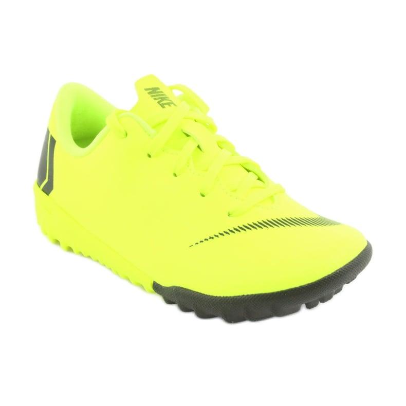 Buty piłkarskie Nike Mercurial VaporX 12 Academy Tf Jr AH7353-701 zdjęcie 1