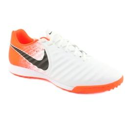 Buty piłkarskie Nike Tiempo LegendX 7 Academy Tf M AH7243-118 białe 1