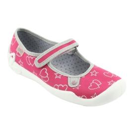 Befado obuwie dziecięce 114Y310 różowe 2