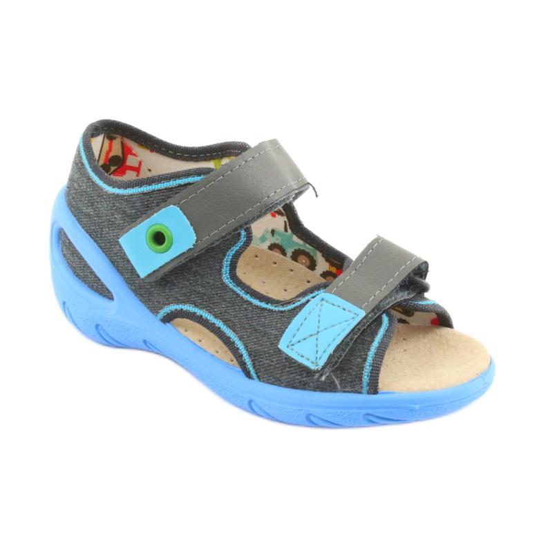 Befado obuwie dziecięce pu 065P125 zdjęcie 1