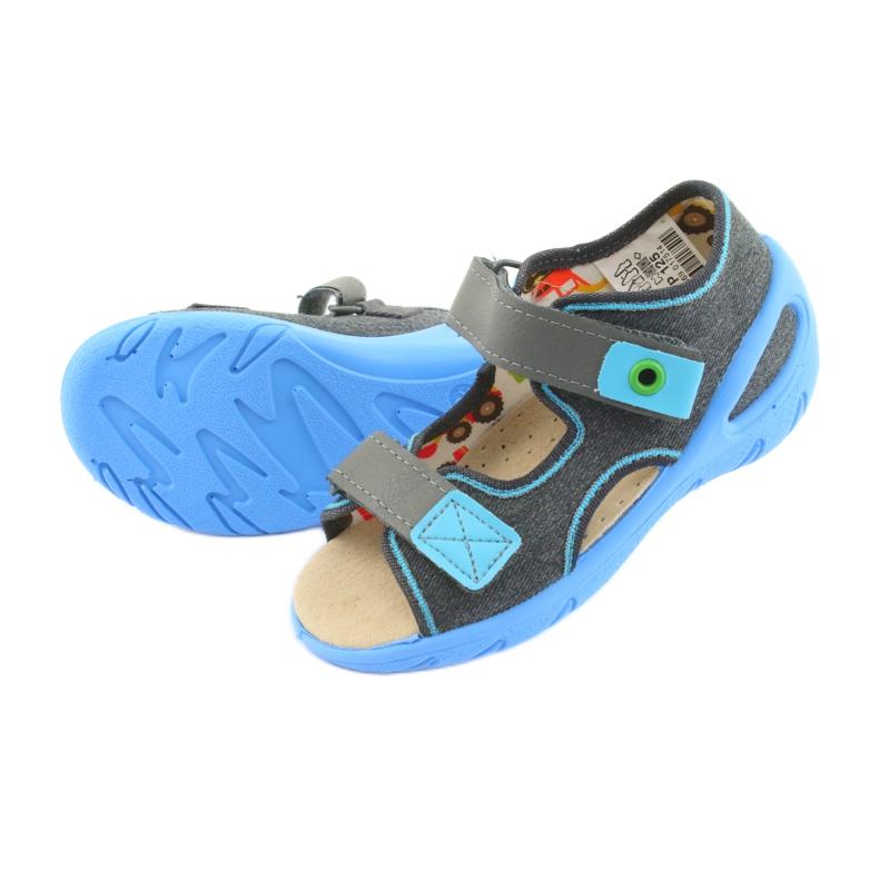 Befado obuwie dziecięce pu 065P125 zdjęcie 4
