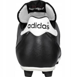 Buty piłkarskie adidas Kaiser 5 Liga Fg 033201 czarne czarne 2