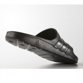 Klapki adidas Duramo Sleek S77991 czarne 1