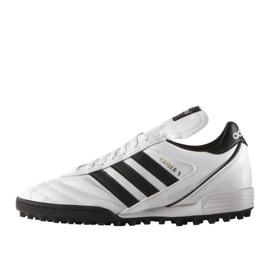 Buty piłkarskie adidas Kaiser 5 Team M B34260 białe białe 1