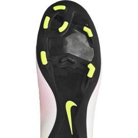 Buty piłkarskie Nike Mercurial Victory V Fg M 651632-107 różowe wielokolorowe 1