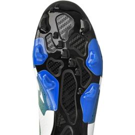 Buty piłkarskie adidas X 15.3 FG/AG M S74635 białe białe 1