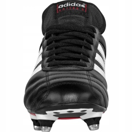 Buty piłkarskie adidas Kaiser 5 Cup Sg 033200 czarne czarne 4