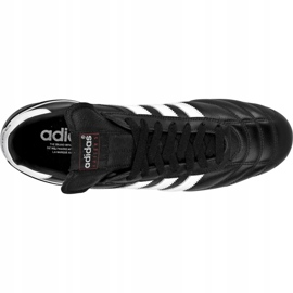 Buty piłkarskie adidas Kaiser 5 Liga Fg 033201 czarne czarne 5