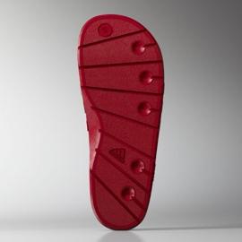 Klapki adidas Duramo Slide M G15886 czerwone 4