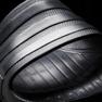 Czarne Klapki adidas Duramo Sleek S77991 zdjęcie 7