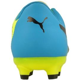 Buty piłkarskie Puma evoPOWER 4.3 Fg M 10353601 żółte żółte 3