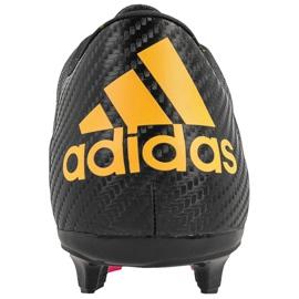 Buty piłkarskie adidas X 15.3 FG/AG M S74633 czarne czarne 3