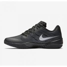 Buty koszykarskie Nike HyperLive M 819663-001 wielokolorowe czarne 4
