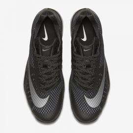 Buty koszykarskie Nike HyperLive M 819663-001 wielokolorowe czarne 5