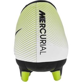 Buty piłkarskie Nike Mercurial Victory V Fg M 651632-107 różowe wielokolorowe 3