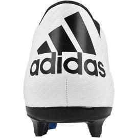 Buty piłkarskie adidas X 15.3 FG/AG M S74635 białe białe 3