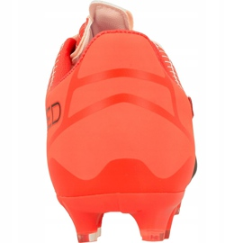 Buty piłkarskie Puma evoSPEED 3.4 Tricks Leather Fg M 10379401 wielokolorowe niebieski, biały, czarny 2