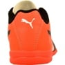 Buty halowe Puma Adreno Ii It Jr 10347607 biały, czarny wielokolorowe 2