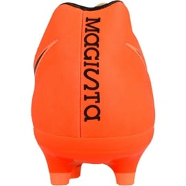 Buty piłkarskie Nike Magista Onda Ii Fg M 844411-808 pomarańczowe pomarańczowe 2
