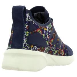 Buty adidas Originals Zx Flux Adv Verve W S75985 niebieskie 1