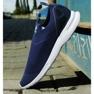 Granatowe Buty adidas Originals Zx Flux Smooth Slip On W S78958 zdjęcie 1