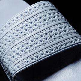 Klapki adidas Originals Adilette W BA7539 białe 3