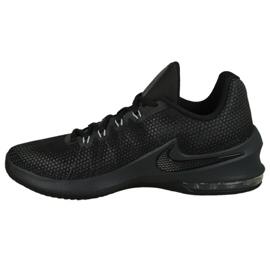 Buty koszykarskie Nike Air Max Infuriate Low M 852457-001 czarne czarne 1