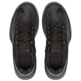 Buty koszykarskie Nike Air Max Infuriate Low M 852457-001 czarne czarne 3