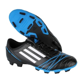 Buty piłkarskie adidas Conquisto Trx Fg M Q23883 czarne czarne 1
