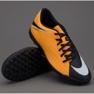 Buty piłkarskie Nike HypervenomX Phade Iii Tf M 852545-801 czarne czarny, żółty 3