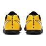 Buty halowe Nike TiempoX Rio Iv Ic Jr 897735-008 czarne czarny, żółty 1