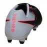 Buty piłkarskie Nike Tiempo Ligera Iv Fg M 897744-004 czarne czarny, szary/srebrny 3