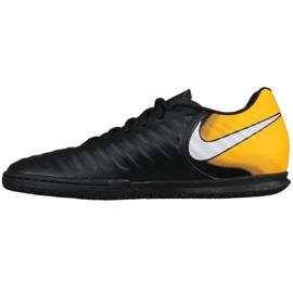 Buty halowe Nike TiempoX Rio Iv Ic M 897769-008 wielokolorowe czarne 1