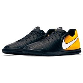 Buty halowe Nike TiempoX Rio Iv Ic M 897769-008 wielokolorowe czarne 2