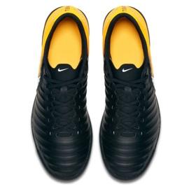 Buty halowe Nike TiempoX Rio Iv Ic M 897769-008 wielokolorowe czarne 3