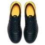 Buty halowe Nike TiempoX Rio Iv Ic M 897769-008 czarne czarny, żółty 3
