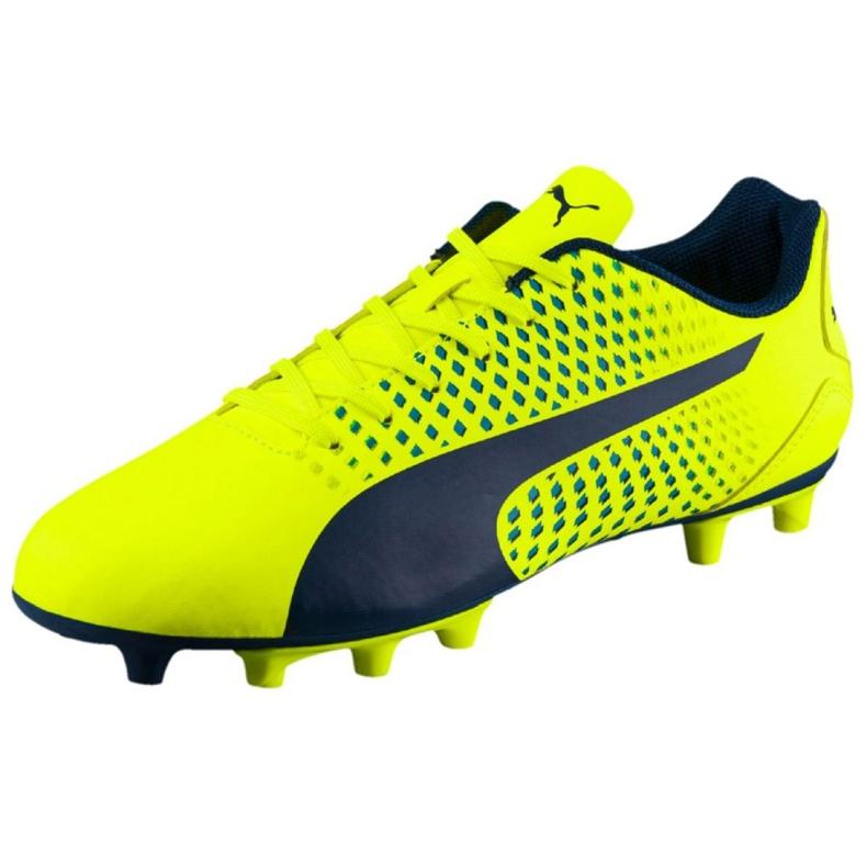 Buty piłkarskie Puma Adreno Iii Fg Safety M 104046 09 zdjęcie 1