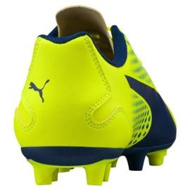 Buty piłkarskie Puma Adreno Iii Fg Safety M 104046 09 żółte żółte 2