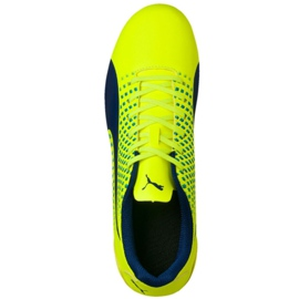 Buty piłkarskie Puma Adreno Iii Fg Safety M 104046 09 żółte żółte 3
