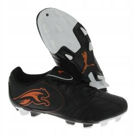 Buty piłkarskie Puma Boca Fg Jr 102532 03 czarne czarne 1