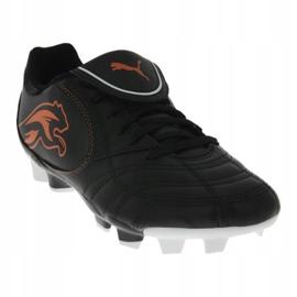 Buty piłkarskie Puma Boca Fg Jr 102532 03 czarne czarne 2