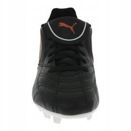 Buty piłkarskie Puma Boca Fg Jr 102532 03 czarne czarne 3