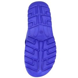 Klapki Aqua-Speed W Vena niebieskie 1